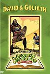 GREATEST ADVENTURES- David And Goliath DVD NEW