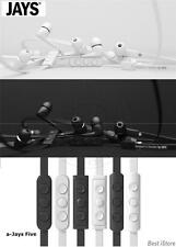 New Jays a-Jays Five Headset In-Ear Earphone For Apple IOS Android Window