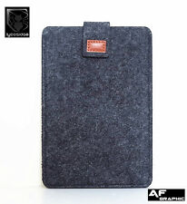 "EB27 Envelope Woolen Felt Sleeve Pouch Hand Bag Case Cover for 7"" - 7.9"" Tablet"