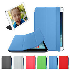Slim Folding PU Flip Leather Smart Cover Sleep Wake Case For iPad mini Retina 2