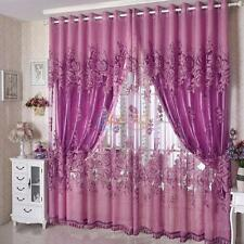Curtain Peony Stampa Tende finiti Bedroom Curtain Exquisite Popolare