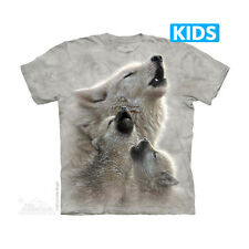 THE MOUNTAIN SINGING LESSONS POLAR BEAR ANIMAL ROAR YOUTH KIDS TEE T SHIRT S-XL