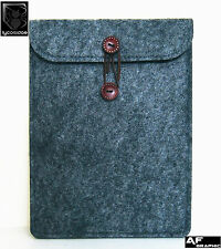 "EB30 Envelope Woolen Felt Sleeve Pouch Hand Bag Case Cover for 7"" - 7.9"" Tablet"