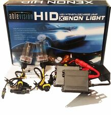 H1 55W HID XENON HEADLIGHT CONVERSION KIT 4300K 6000K 8000K 10000K SLIM BALLAST