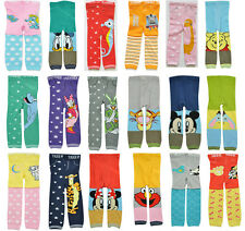 Cute Baby Toddler Boy Girl Cotton Cartoon  PP Pant  Tights Pant 19 Style