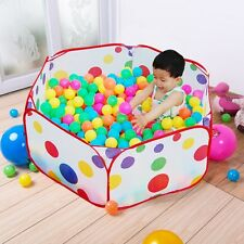 Kids Portable Outdoor Indoor Game Play Toy Tents Children Ocean Ball Pit Pools