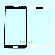 BRAND NEW FRONT OUTER LENS GLASS FOR SAMSUNG GALAXY NOTE 3 N9000 N9005 #GS-473