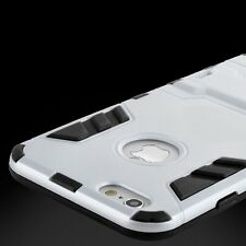 """NEW Hybrid Shockproof Hard Bumper Case Cover For Apple iPhone 6 4.7"""" 5.5"""" Plus"""