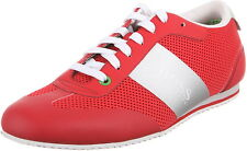 Hugo BOSS Green Light Air Men's Fashion Sneakers 50279219 601 Dark Red Medium D