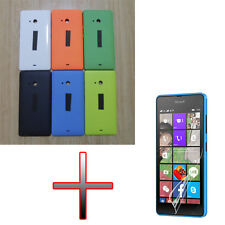 AS Battery Back Door Cover Case + Film for Microsoft Nokia Lumia 540