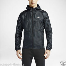 644127-010 New with Tag Nike Men's RU packable fly windrunner full zip jacket