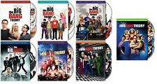 THE BIG BANG THEORY Seasons 1-7 New DVD 1,2,3,4,5,6,7 - SHIPS WITHIN 24 HOURS!