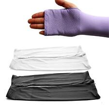 1Pair Outdoor Sports Arm UV Sun Protector Long Sleeves Gloves Golf Driving Cover