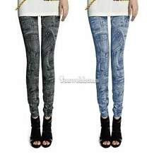 New Fashion Denim Jeans Women Girls Sexy Leggings Jeggings Trousers Skinny Pants