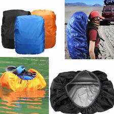 Outdoor Dust Waterproof Rain Cover Travel Hiking Backpack Camping Rucksack Bag