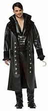 Rasta Imposta Once Upon A Time Hook Adult Mens Movie Show Halloween Costume 3853