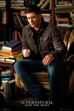 Supernatural Jenson Ackles Is Dean Winchester Poster 61x91.5cm