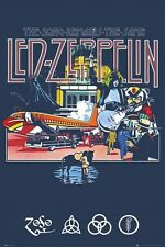 Led Zeppelin The Song Remains The Same Poster 61x91.5cm