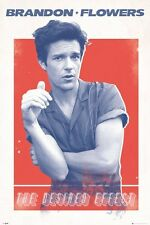Brandon Flowers The Desired Effect Poster 61x91.5cm