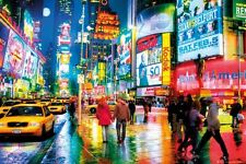 New Times Square New York City Poster
