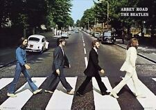 New Abbey Road Album Cover The Beatles Poster