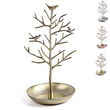 Hot  Earring Holder Jewelry Hanging Tree Display Organizer Stand Necklace Rack