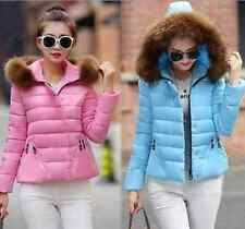 2015 short paragraph cotton dress down jacket Slim thin cotton jacket women  G41