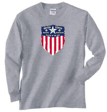 Soccer USA T-Shirt Jersey Long Sleeve or Short Sleeve New Youth & Adult Sizes