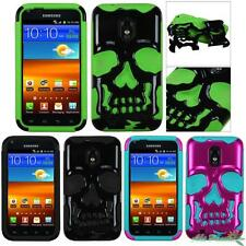 For SAMSUNG R760/D710(Galaxy S2/Epic 4G Touch) Color Skullcap Phone Case Cover