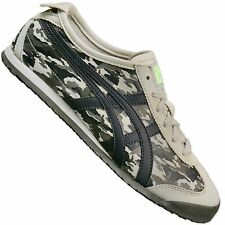 ASICS ONITSUKA TIGER MEXICO 66 SNOW CAMO CAMOUFLAGE TRAINERS SHOES GREY