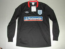 England Training Jersey LS 10/12 Orig Umbro Size M L XL XXL new