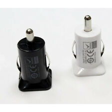 Mini Dual USB Twin Port 12V Universal In Car Charger Lighter Socket Adapter Plug