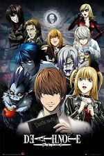 Death Note Characters Poster 61x91.5cm