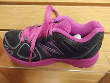NEW BALANCE YOUTH KJ 790 RUNNING SHOES MEDIUM WIDTH BLACK/PURPLE MADE IN USA