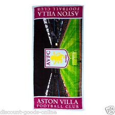 ASTON VILLA STADIUM TOWEL