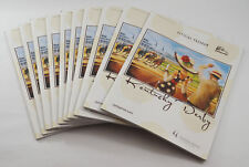Lot of (10) 2008 Kentucky Derby Official Programs 134th Churchill Downs