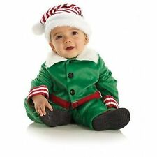 UNDERWRAPS ELF HOLIDAY SANTA CLAUS CHRISTMAS XMAS TODDLER INFANT BABY COSTUME