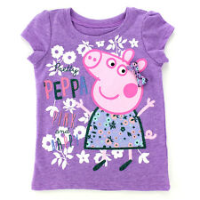 Peppa Pig Toddler Short Sleeve Tee PPST170 2T 3T 4T