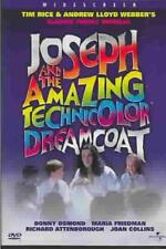 JOSEPH AND THE AMAZING TECHNICOLOR DREAMCOAT [USED DVD]