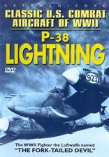 CLASSIC U.S. COMBAT AIRCRAFT OF WWII: P-38 [USED DVD]