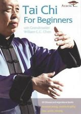 TAI CHI FOR BEGINNERS WITH GRANDMASTER [USED DVD]