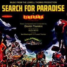 SEARCH FOR PARADISE [ORIGINAL SOUNDTRACK RECORDING] [USED CD]