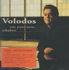 SCHUBERT: SOLO PIANO WORKS [USED CD]