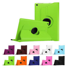360° Rotating Case Stand Skin Cover For 2015 Amazon Kindle Fire HD 8 Inch Tablet