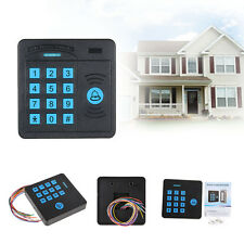 Security RFID Proximity Entry Door Lock Access Control System ID Card Key Remote