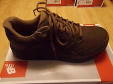 NEW BALANCE MEN'S MW928 BR2 BROWN WALKING SHOE EXTRA WIDE 4E NEW IN BOX