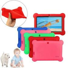 """New Silicone Soft Gel Case Cover For 7"""" Android A23 Q88 Tablet PC Kids Gifts LN"""