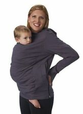 New Boba Baby Carrier Cover Gray Hoodie ~ Select Size