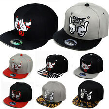 Snapback Hip Hop Cap DOPE SHIT Baseball Cap SWAG ANGEL BULLS Cap new 204