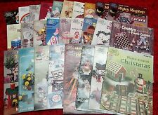 AMERICAN SCHOOL OF NEEDLEWORK PLASTIC CANVAS PATTERN LEAFLET BOOK - CHOOSE ONE!!